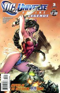 DC Universe Online Legends #3 (2011)