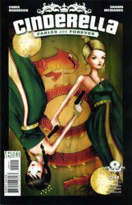 Cinderella: Fables Are Forever #2 (2011)