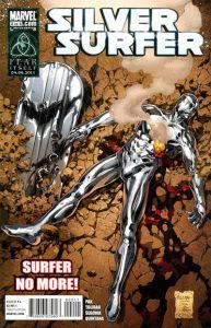 Silver Surfer #2 (2011)