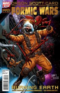 Formic Wars: Burning Earth #3 (2011)