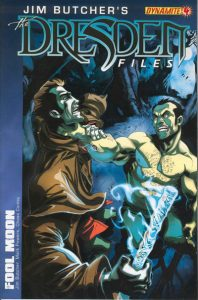 Jim Butcher's The Dresden Files: Fool Moon #4 (2011)