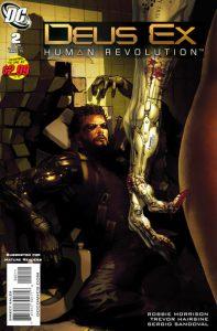 Deus Ex #2 (2011)