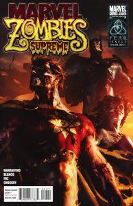 Marvel Zombies Supreme #1 (2011)