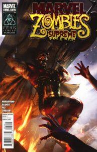 Marvel Zombies Supreme #2 (2011)