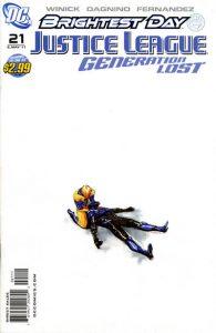 Justice League: Generation Lost #21 (2011)