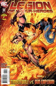 Legion of Super-Heroes #11 (2011)