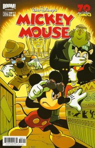 Mickey Mouse #306 (2011)
