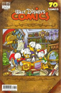 Walt Disney's Comics and Stories #717 (2011)