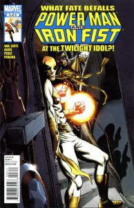 Power Man and Iron Fist #3 (2011)