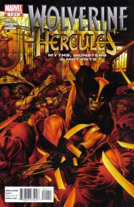 Wolverine / Hercules: Myths, Monsters & Mutants #1 (2011)