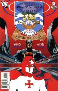 Batman, Inc. #5 (2011)