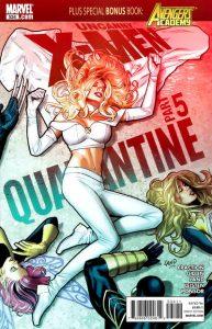 The Uncanny X-Men #534 (2011)