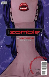 I, Zombie [iZombie] #11 (2011)