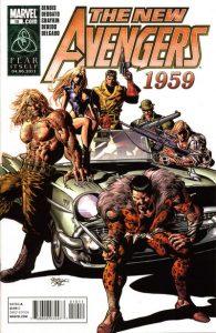 New Avengers #10 (2011)