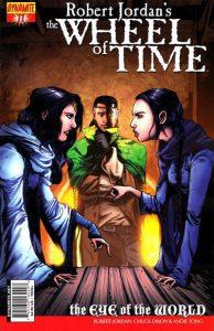 Robert Jordan's The Wheel of Time: The Eye of the World #11 (2011)