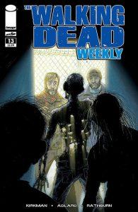 The Walking Dead Weekly #13 (2011)