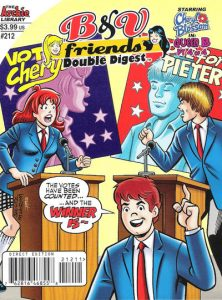 B&V Friends Double Digest Magazine #212 (2011)
