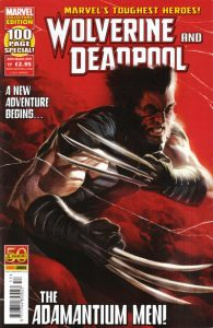 Wolverine and Deadpool #17 (2011)