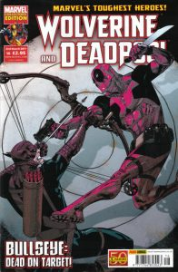 Wolverine and Deadpool #16 (2011)