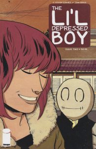 The Li'l Depressed Boy #2 (2011)