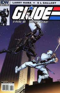 G.I. Joe: A Real American Hero #164 (2011)