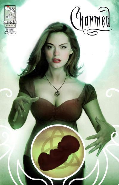 Charmed #8 (2011)