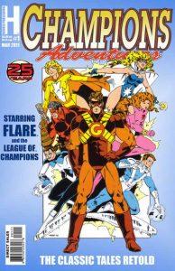 Champions Adventures #1 (2011)