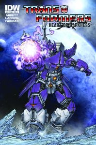 The Transformers: Heart of Darkness #1 (2011)