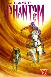 The Last Phantom #8 (2011)