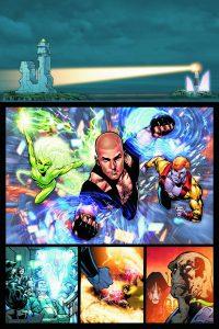 Adventure Comics #524 (2011)