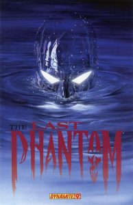The Last Phantom #9 (2011)
