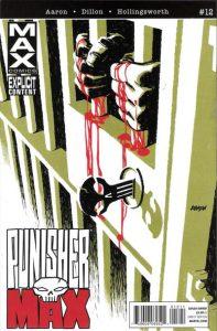 PunisherMax #12 (2011)