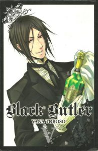 Black Butler #5 (2011)