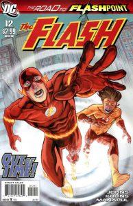 The Flash #12 (2011)