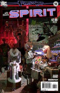 The Spirit #13 (2011)