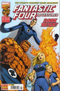 Fantastic Four Adventures #16 (2011)