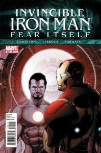 Invincible Iron Man #503 (2011)