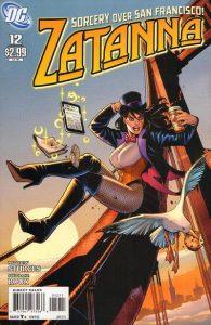 Zatanna #12 (2011)