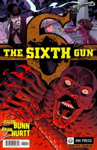The Sixth Gun #11 (2011)