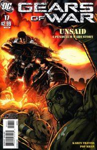 Gears of War #17 (2011)