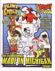 Flint Comix & Entertainment #24 (2011)