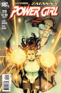 Power Girl #23 (2011)