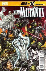 New Mutants #24 (2011)