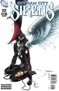 Gotham City Sirens #22 (2011)