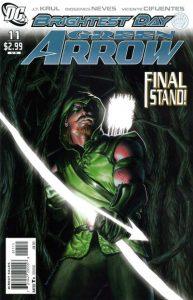 Green Arrow #11 (2011)