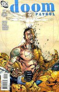 Doom Patrol #21 (2011)