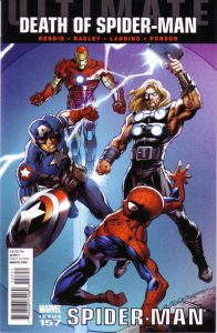 Ultimate Comics Spider-Man #157 (2011)