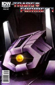 The Transformers #18 (2011)