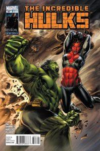 Incredible Hulks #627 (2011)