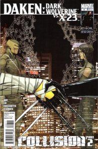 Daken: Dark Wolverine #8 (2011)